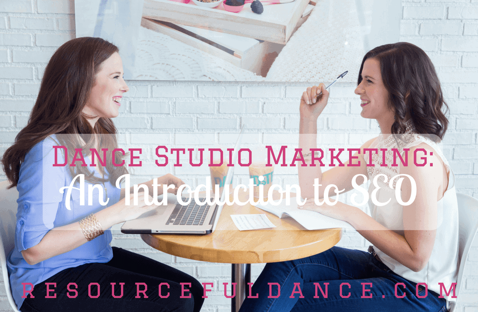 Dance Studio Marketing is very important. SEO can play a huge role in getting new students to your dance studio.