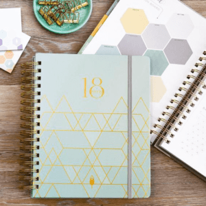 What an incredible sponsor for our giveaway, any dance studio owner would LOVE to have this inkWELL Press planner!