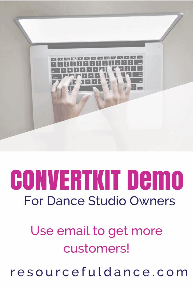Blog resourceful dance use convertkit at your dance studio malvernweather Choice Image